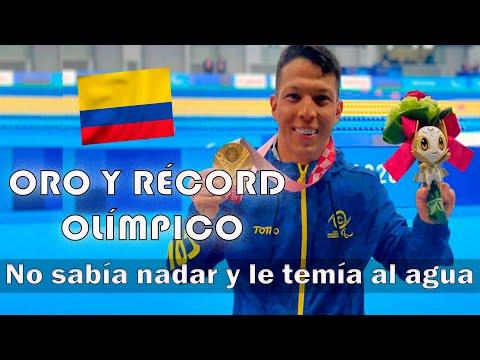 ????NELSON CRISPÍN récord mundial en natación 200 metros ????????Juegos Paralímpicos Tokyo 2020