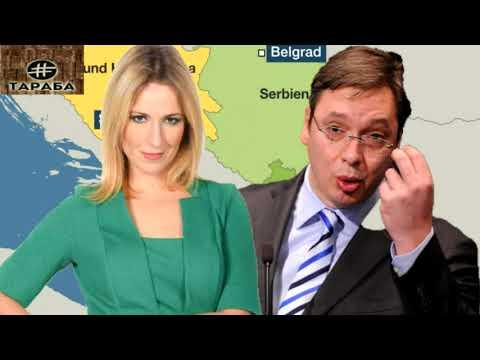 Postavila nezgodno pitanje Vučiću - Vučić izgubio živce i nasrnuo na voditeljku u studiju!