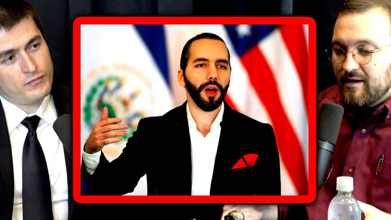 Thoughts on El Salvador adopting Bitcoin as legal tender | Charles Hoskinson and Lex Fridman