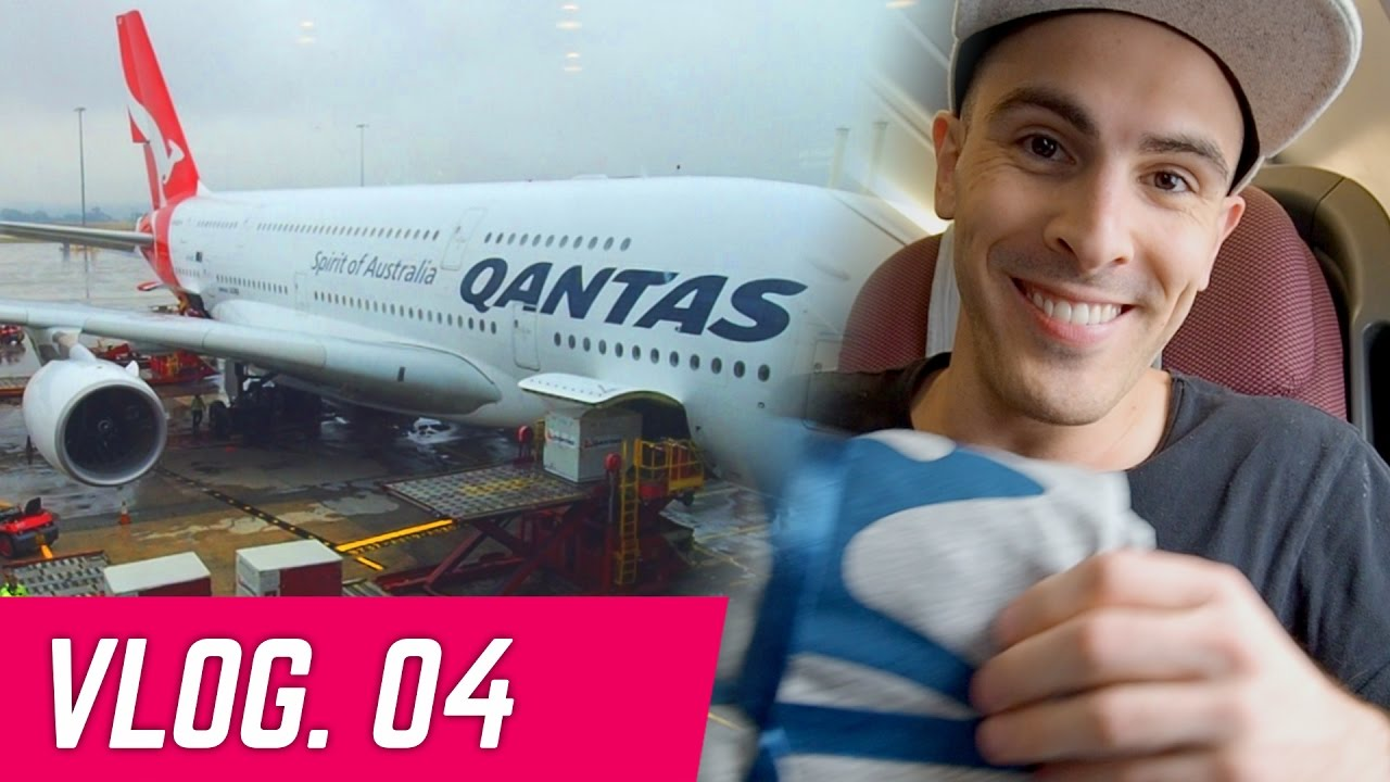 HOW TO GET UPGRADED TO BUSINESS CLASS ON QANTAS FOR FREE