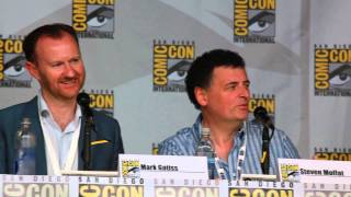 Will Sherlock Series 3 End in a Cliffhanger? - Comic-Con 2013 SDCC