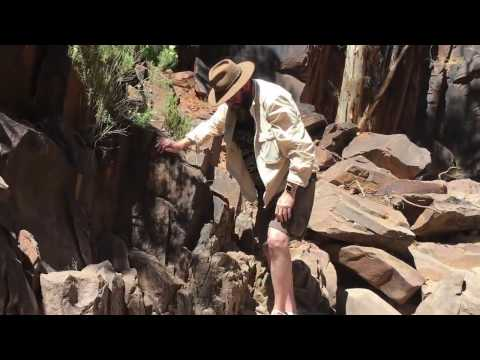 Sacred Canyon near Wilpena Pound South Australia