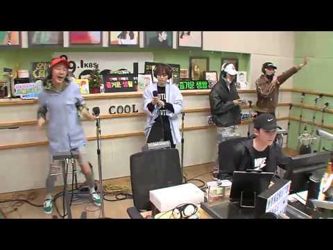 170412 WINNER - REALLY REALLY at Hongki's Kiss The Radio