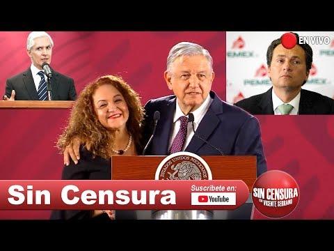 EN VIVO #AMLO: #expresidente ¡DEBE IMPUESTOS! #ROSTIZAN a #Sanjuana #Reforma saca #FakeNews7/19/2019