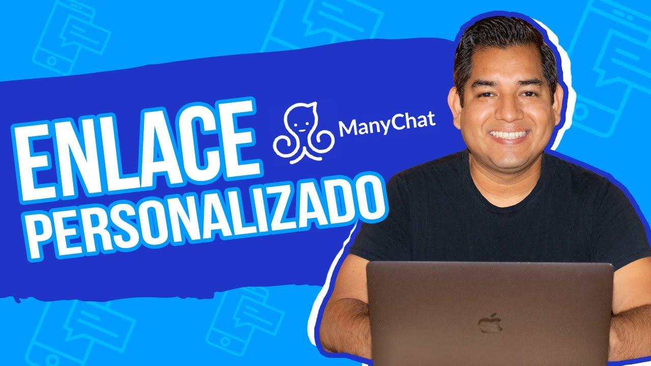 Cómo crear un enlace personalizado para tu bot de Messenger