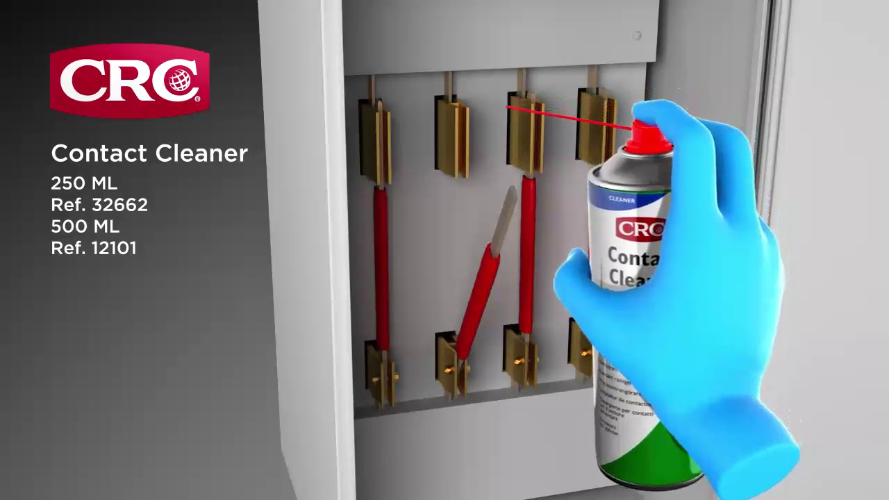 Aerosol Contact And Circuit Board Cleaner