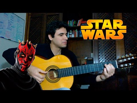 Duel of the Fates Star Wars  Fingerstyle Guitar Marcos Kaiser #8