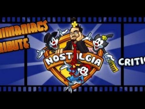 Nostalgia Critic #124 - Animaniacs Tribute (rus sub)