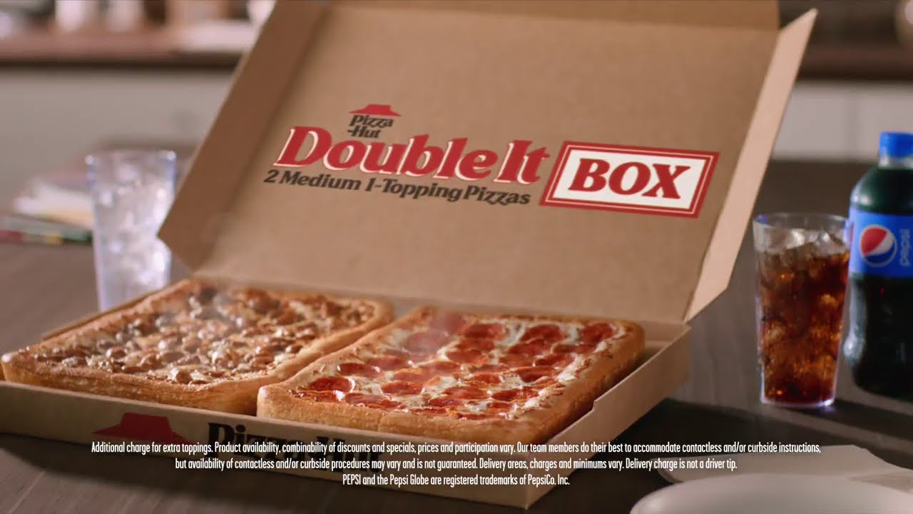 One For You and One For Them With the Double It Box :06