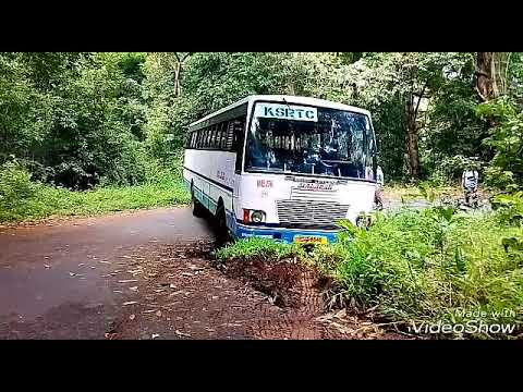 KSRTC BUS ACCIDENT | ATHIRAPPILLY |
