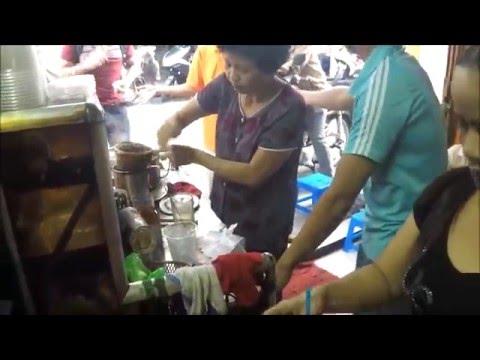 Hidden Gem Coffee Shop/Vietnamese coffee/Vietnamese Street Food