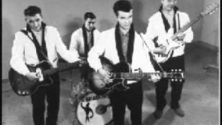Bobby Vee and The Shadows - White Silver Sands (1959)