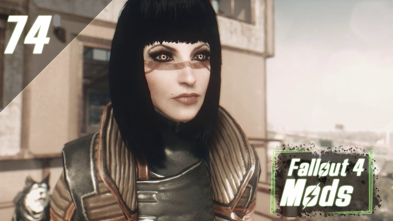 Fallout 4 Modz 74: GIA - Looksmenu preset (My Custom Character)