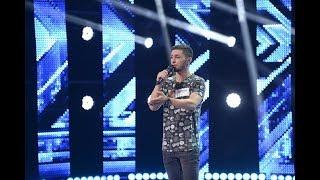 "Imagine Dragons - ""Believer"". Vezi interpretarea lui Răzvan Alexa, la X Factor!"