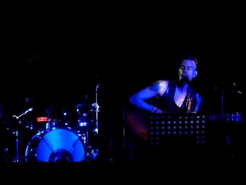 Asaf Avidan - The Labyrinth Song - live Backstage Munich 2015 06 08