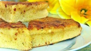 МАННИК  на молоке:Пирог  из манки - VIKKAvideo(Манник на молоке.Рецепт манника на молоке очень простой, а продукты для его приготовления найдутся на любой..., 2013-04-17T20:35:55.000Z)