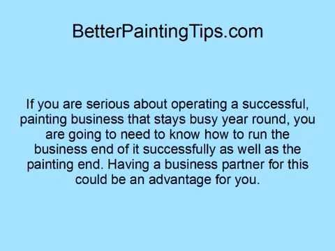 Is Running a Painting Business Seasonal