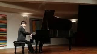 J.S Bach - F. Busoni Chaconne BWV 1004 [1/2]