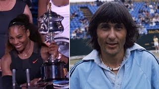 Serena Williams Outraged At Tennis Legend Nastase's 'Racist Comments' About Baby