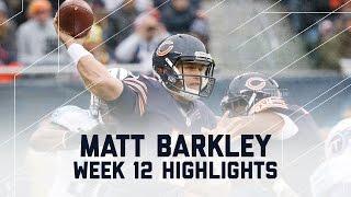 Matt Barkley's Comeback Falls Short  | Titans vs. Bears | NFL Week 12 Player Highlights