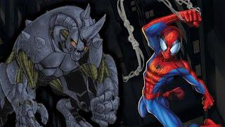 ULTIMATE SPIDER MAN ► НОСОРОГ