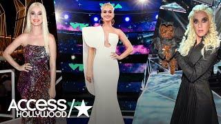 Katy Perry's Many MTV VMAs Looks!