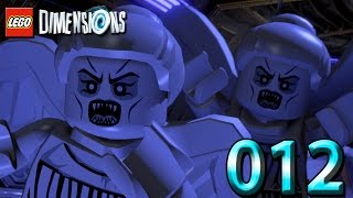 LEGO DIMENSIONS #012 - Weinende Engel Dr.Who [Facecam] Let´s Play Lego Dimensions [DEUTSCH]