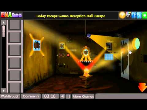 Haunted mirror house escape walkthrough youtube for Minimalistic house escape 5 walkthrough