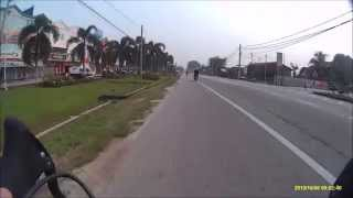 Day 11 -  Hutan Melintang to Sitiawan (2x speed)