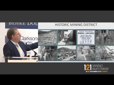 Presentation: Midas Gold - 121 Mining Investment London Autumn 2019