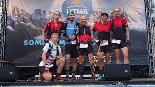 UTMB 2016 Ultra Trail du Mont Blanc