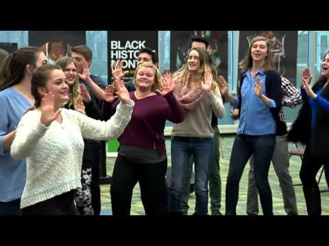 College of DuPage: Black History Month 2016 -Chamber Singers