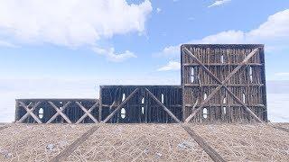 Rust - Новый строительный блок! Building 3.0!