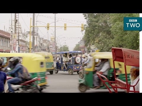 Download Youtube: Rickshaw Ride - Delhi: World's Busiest Cities - BBC Two