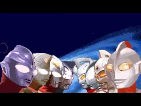 Ultraman Fighting Evolution Brothers (Ultraman Tiga)