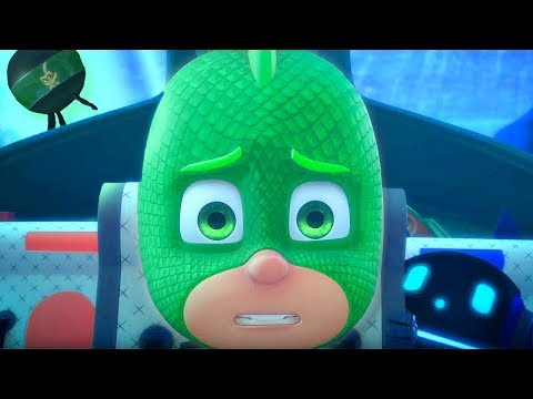 PJ Masks Episodes | CLIPS | | Master of the Deep 💦 Superhero Cartoons for Kids