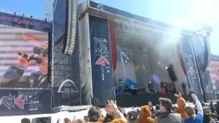 """Xavas """"Schau nicht mehr zurück"""" Live Ischgl 01.04.2013 Top of the Mountain Concert"""