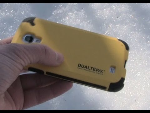 official photos aae77 ad220 PUREGEAR DualTek Samsung Galaxy S4 Drop Test