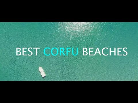 Best Corfu (Kerkyra) beaches, Greece