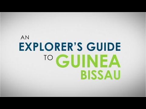 Explorer's Guide to offshore Guinea Bissau