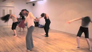 cours de danse Modern