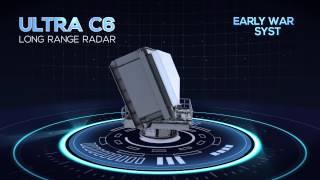 ELTA-ELM-2090U - ULTRA Early Warning UHF Digital Radar Family
