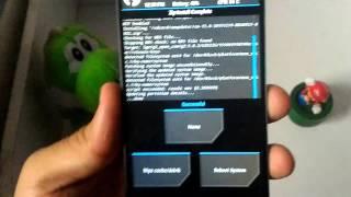 Como Instalar CM13/14 Marshmallow LG G2 D802/D805