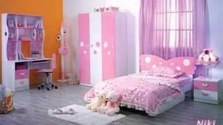 Barbie Bedroom Design Decorating Ideas