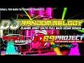 DJ RANDOM MELODY Spesial Perform DJ IRPAN BUSHIDO 69 PROJECT ft 3D CHANEL.