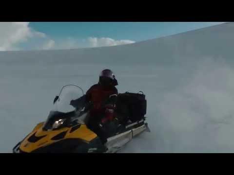 Снегоход BRP Ski-Doo Skandic (часть 5) - 600 ACE
