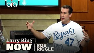 Rob Riggle On His Military Service At Ground Zero After 9/11 | Rob Riggle | Larry King Now Ora TV