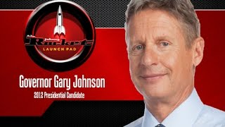 Gary Johnson Interview on The Johnny Rocket Launch Pad | Episode #52 | Part 4 | Tip Of The Spear