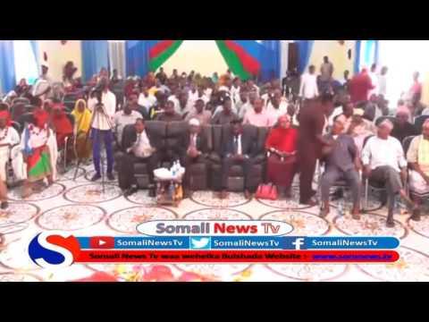 TODOBAADKA DADWEYNAHA IYO DOWLADDA KOONFUR GALBEED  By SOMALI NEWS TV 2