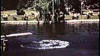 Hot Springs Arkansas 1939 in full color documentary